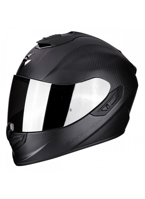 Casco integrale Scorpion EXO-1400 Solid Nero Opaco