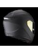 SCORPION Casco Moto Strada Integrale EXO-1400 Air Solid Nero Opaco