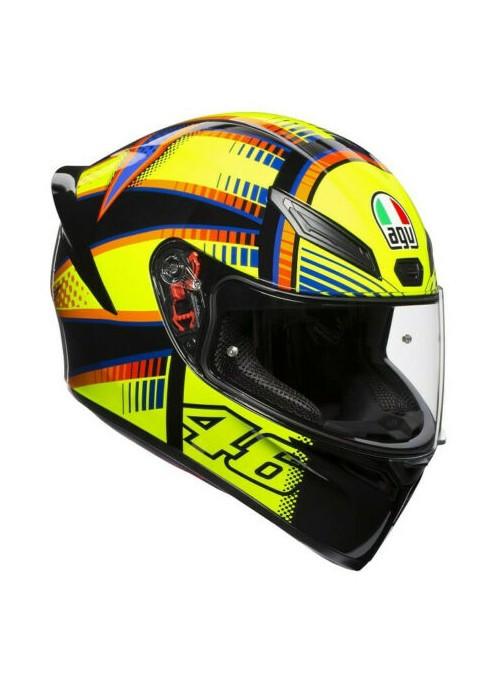 Casco integrale Agv K1 Soleluna 2015 Valentino Rossi
