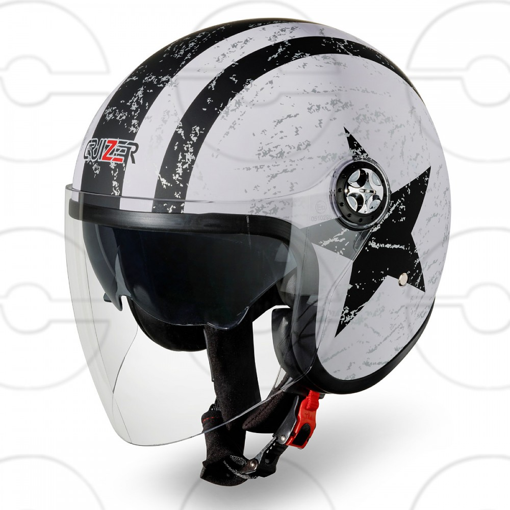 Casco moto Jet Caschi grafica
