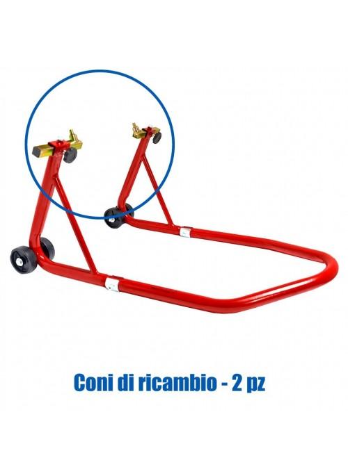 Coni Ricambio Cavalletto Ricambio a Cono per Cavalletti ( cf. 2 pz )