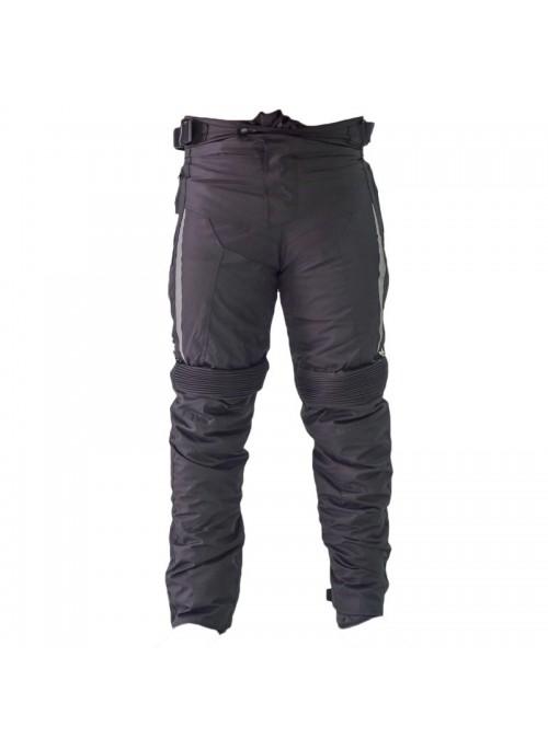 CRUIZER Pantaloni Moto Scooter Cordura Antivento Antipioggia Protezioni Omologate