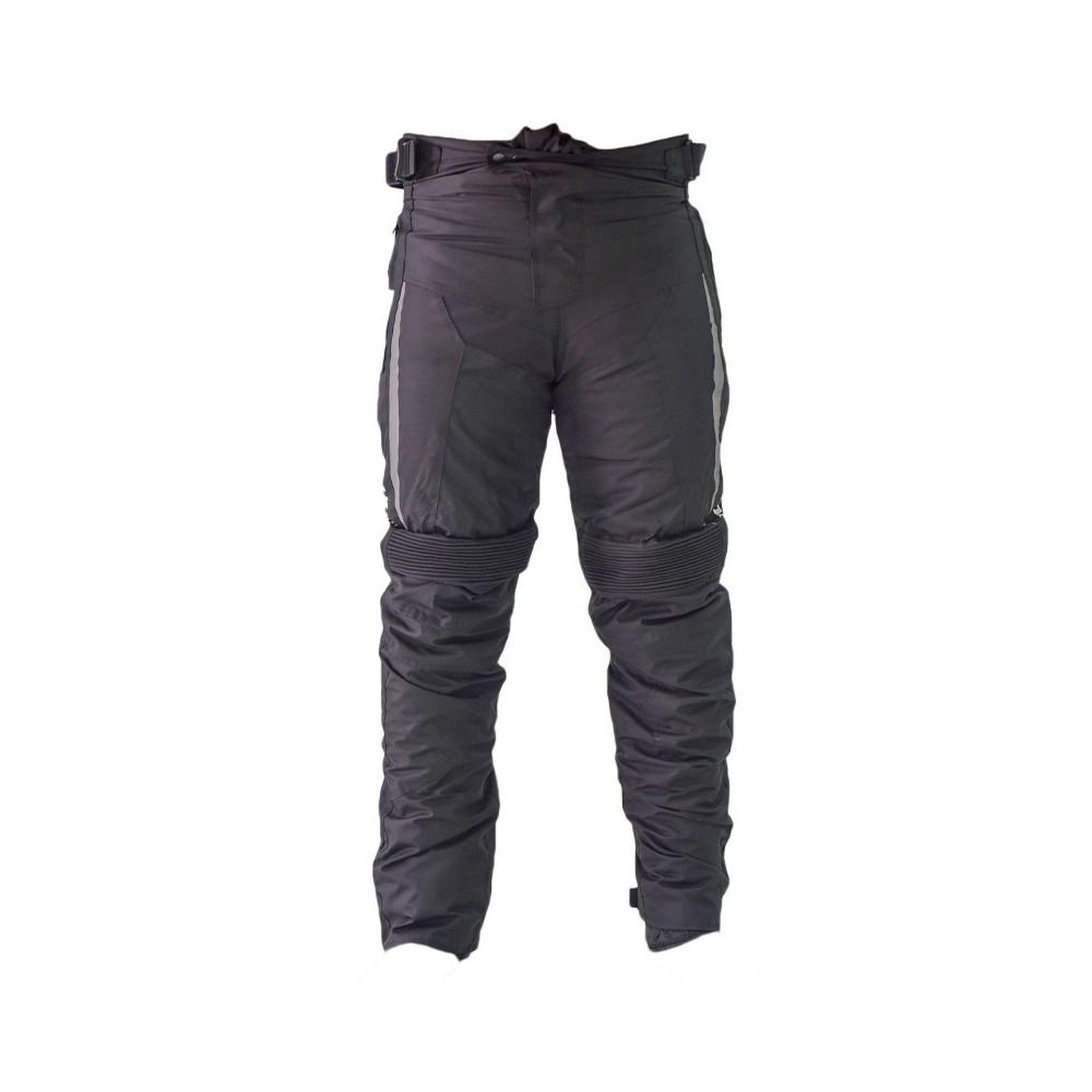 CRUIZER Pantalone Moto Scooter Cordura Antivento Antipioggia Protezioni Omologate